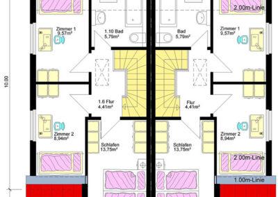 doppelhaus d2 grundriss2