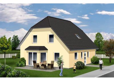 giebelhaus hanseatisch g3-1