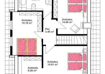 giebelhaus hanseatisch g3 grundriss2